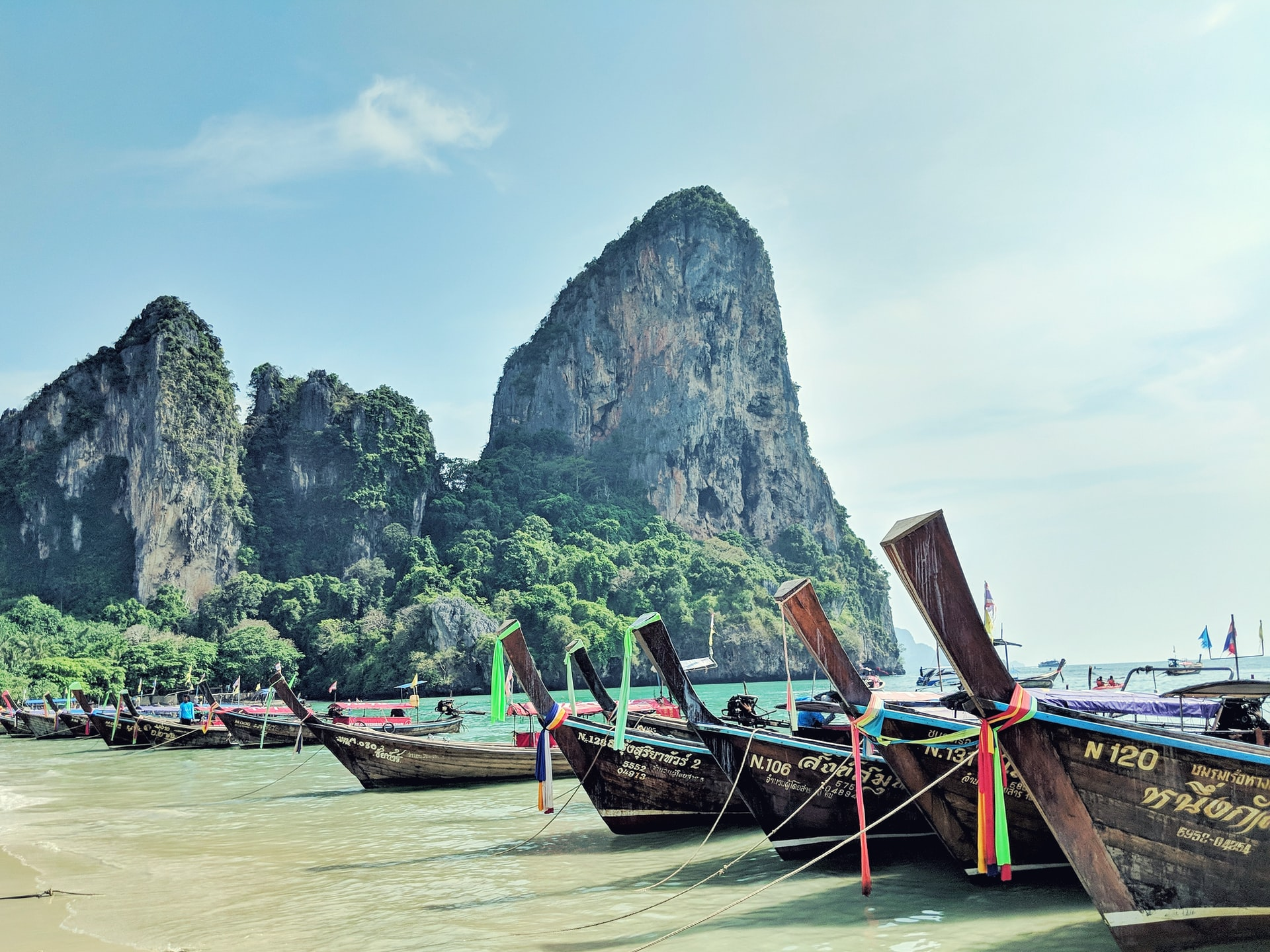 Få skræddersyet din drømmerejse til Thailand